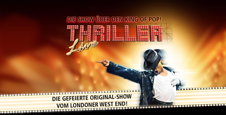 Thriller Live Alle Termine Hier Tickets Direkt Vom Veranstalter